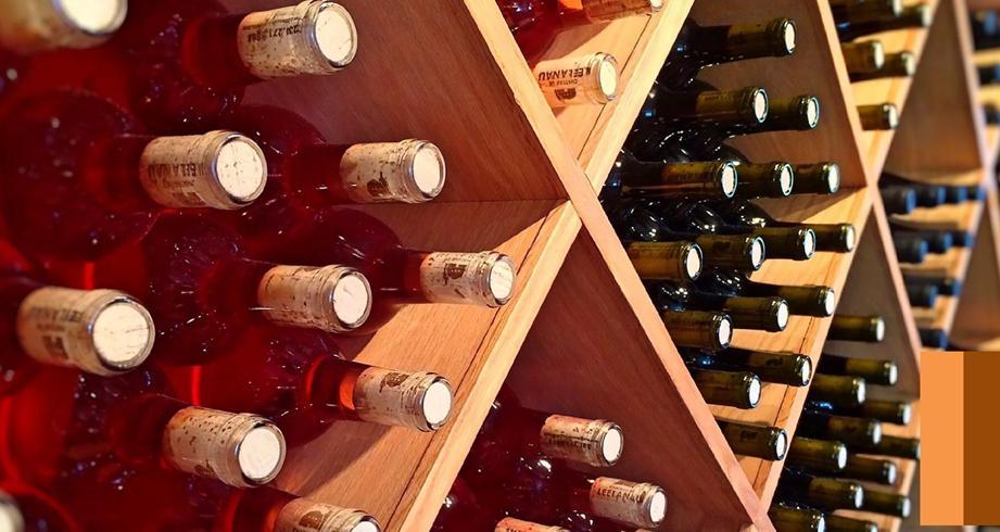 cantina vino vini presentazione