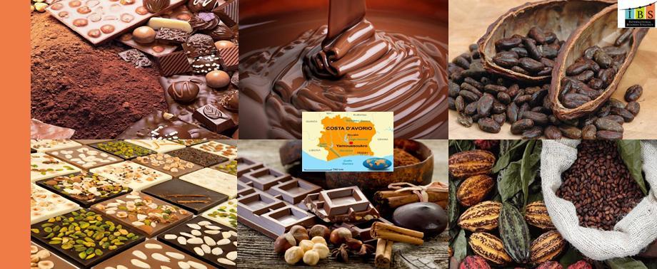 cacao cioccolato produzione consumo