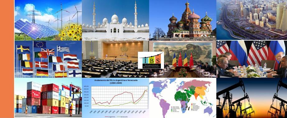Area Relazioni Internazionali Politica Internazionale