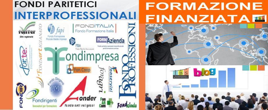 Fondi paritetici interprofessionali per Formazione Finanziata