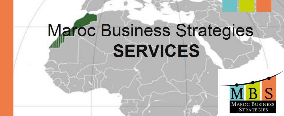 Maroc Business Strategies Morocco Marocco mappa 2