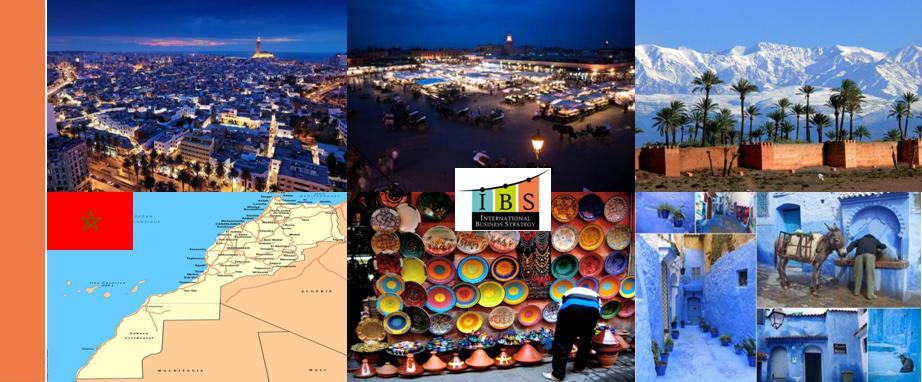 Marocco Scheda Paese - Country Profile