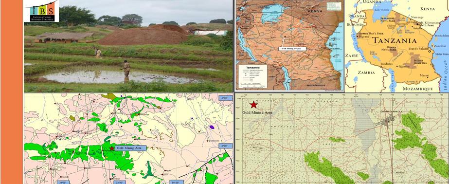 Tanzania investitori finanziatori miniere d'oro, giacimenti auriferi, concessioni aurifere, concessione aurifera