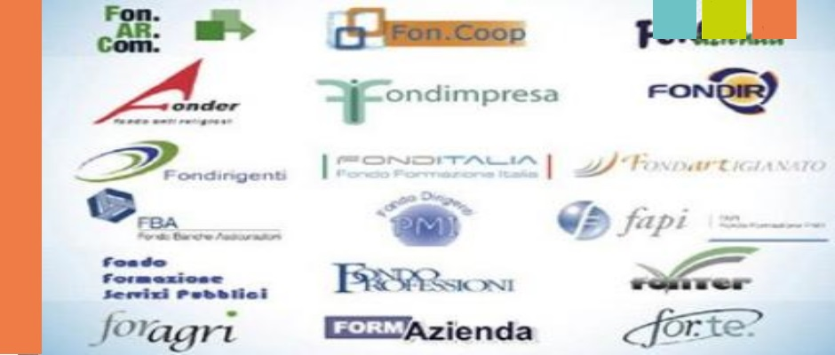 fondi paritetici interprofessionali