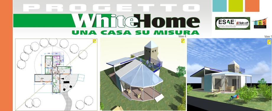 Progetto White Home Bioedilizia ed Edilizia Ecosostenibile 2