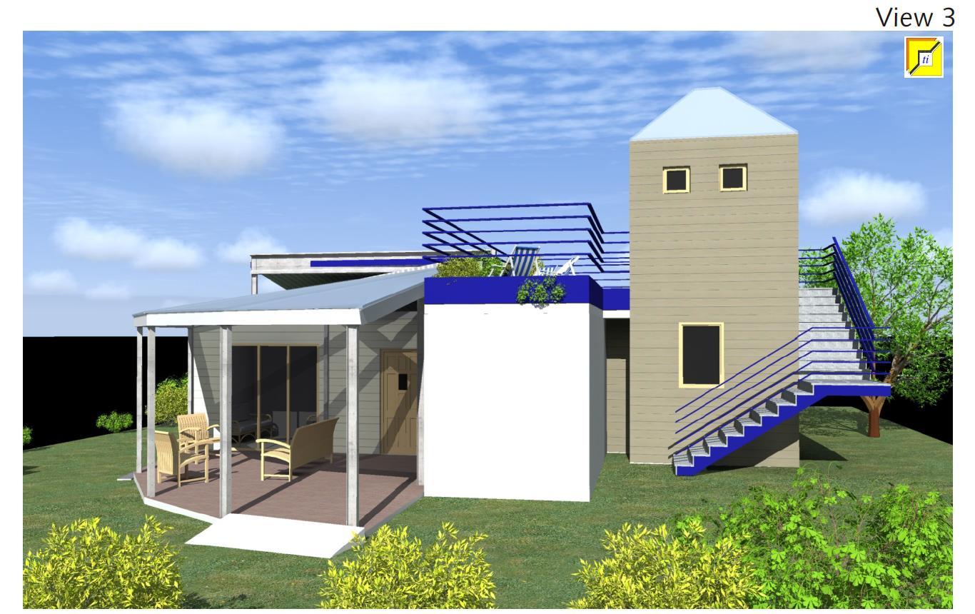 VIEW 3 container ed edilizia ecosostenibile