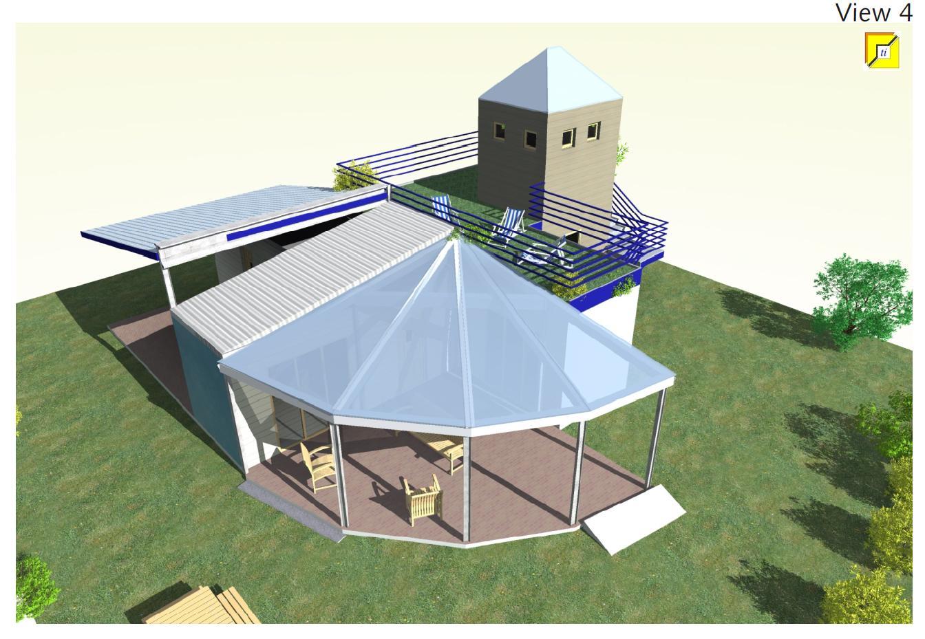 VIEW 4 container ed edilizia ecosostenibile