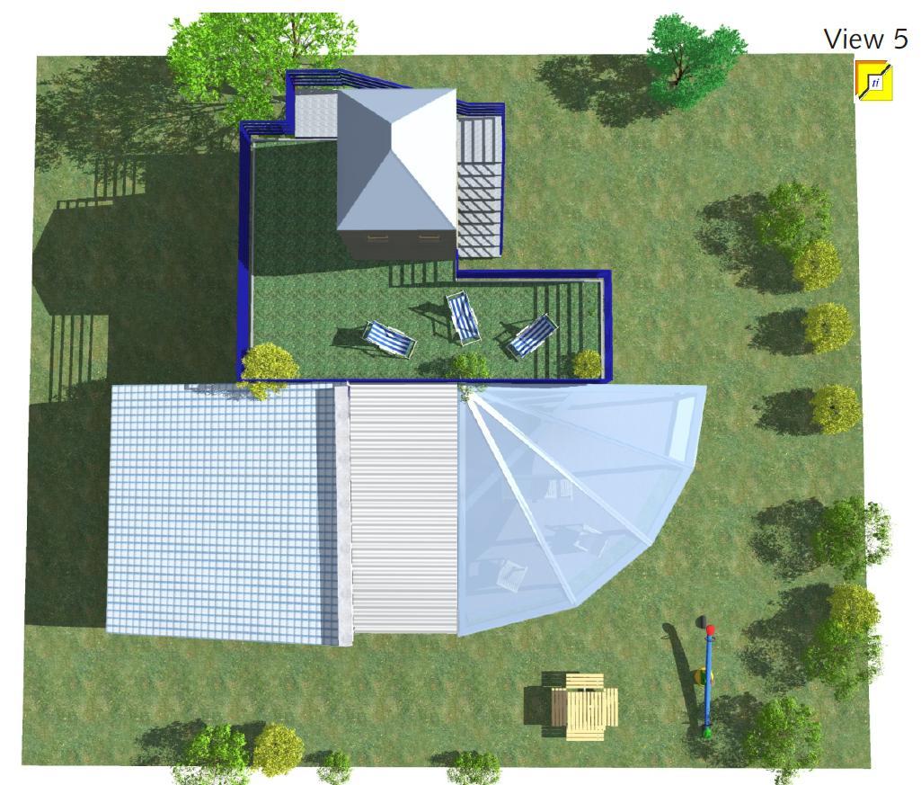VIEW 5 container ed edilizia ecosostenibile