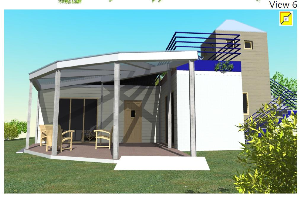 VIEW 6 container ed edilizia ecosostenibile