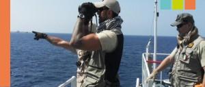 antipirateria navale protezione cantieri scorta armata