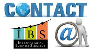 contact IBS by mail
