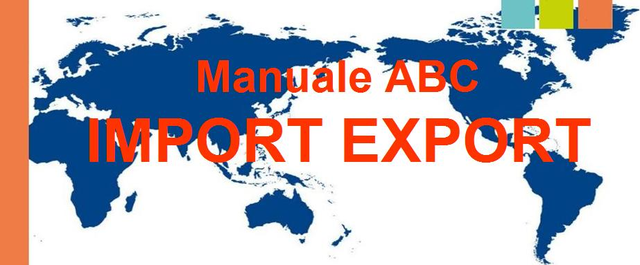 manuale ABC import export IBS
