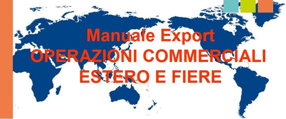operazioni commerciali estero e fiere per blog