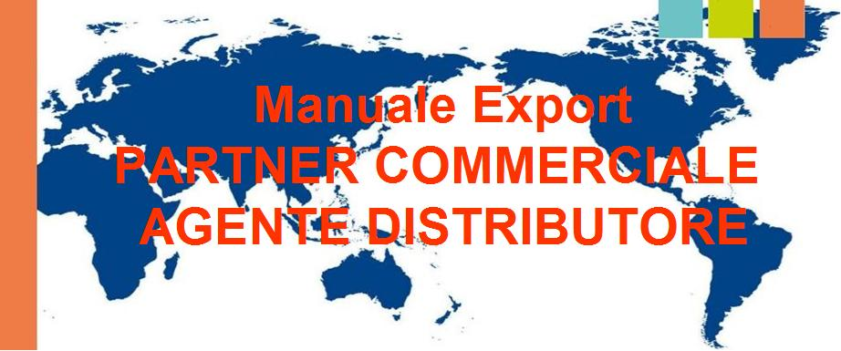 partner commerciale agente distributore