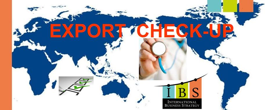 Export Check-up e Mercati Esteri