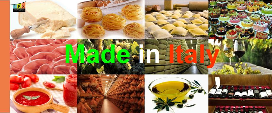 Offerte Agro Alimentare Food and Beverage Made in Italy