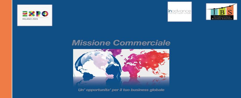 Business Matching, incontri B2B, missioni commerciali estero