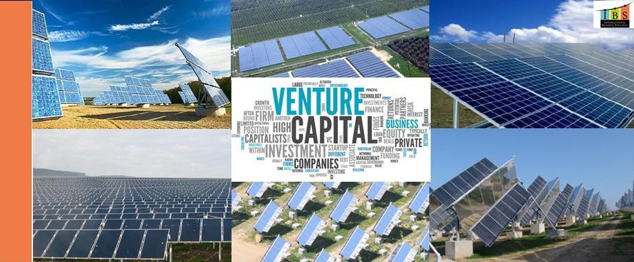 Venture Capital parco fotovoltaico campo impianto