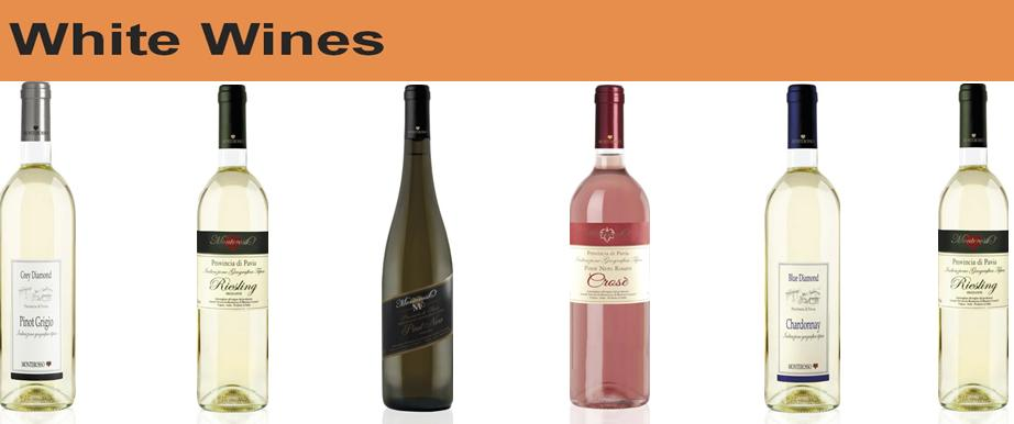 vini white wines - wine cellar