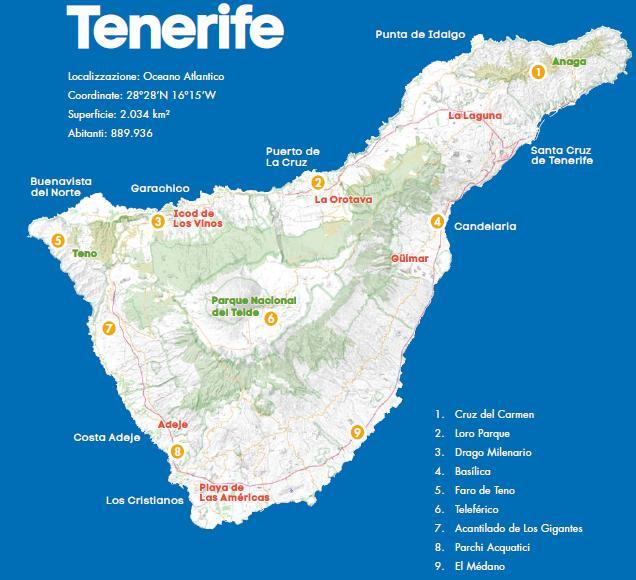 tenerife-mappa