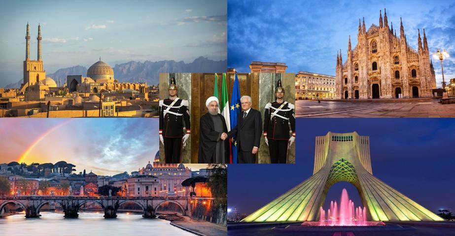Italia Iran i rapporti tra i 2 paesi