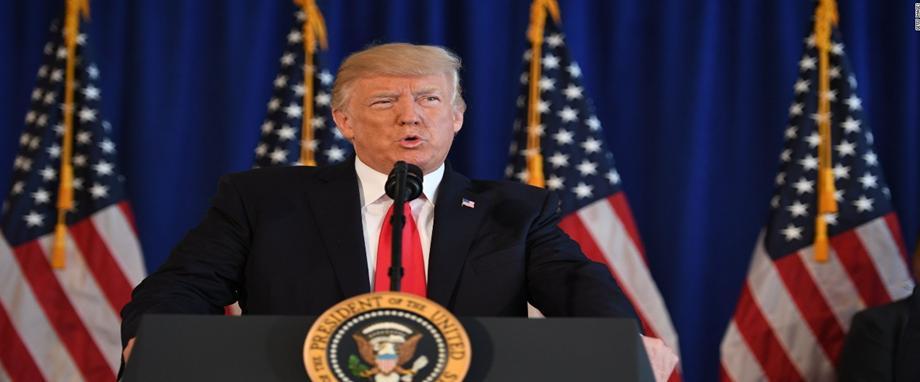 Trump piano economico per gli Stati Uniti d America