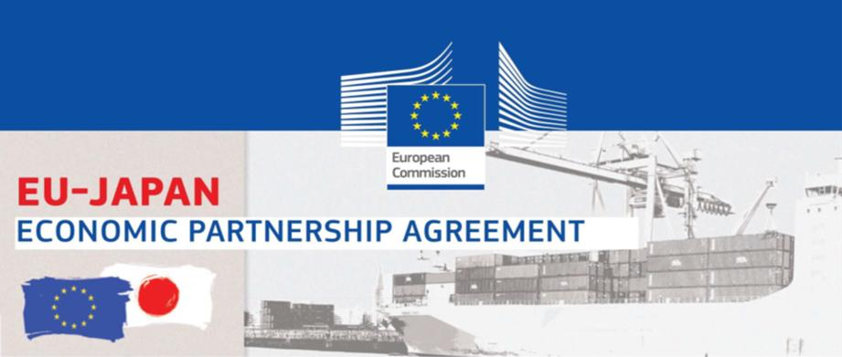 EU JAPAN economic partnership agreement