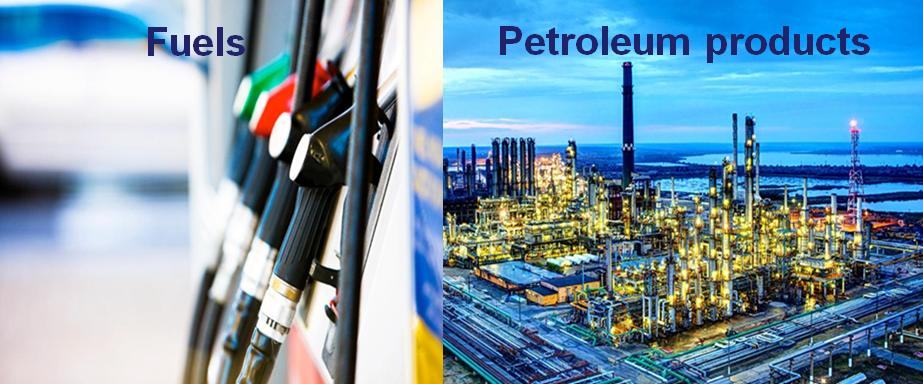 Fuel Fuels Petroleum products oil