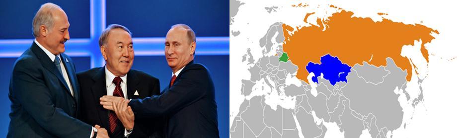 Russia Unione Euroasiatica