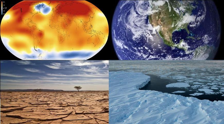 Cambiamento Climatico EU