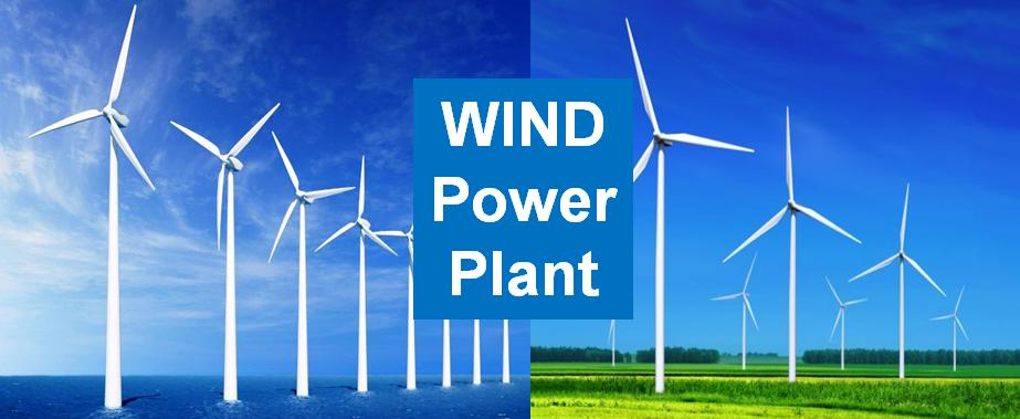 EN Wind Power Plant Home Page