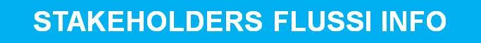 Eolico stakeholders e flusso informativo