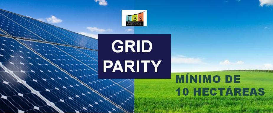 ES Terrenos Grid Parity Fotovoltaico Home page