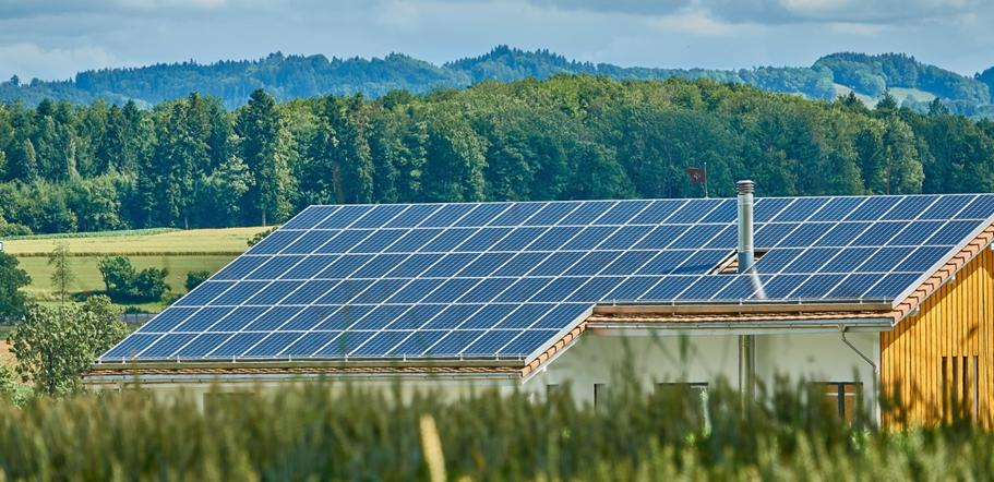 Tetti residenziale 1 fotovoltaico