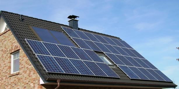 Tetti residenziale 3 fotovoltaico piccola