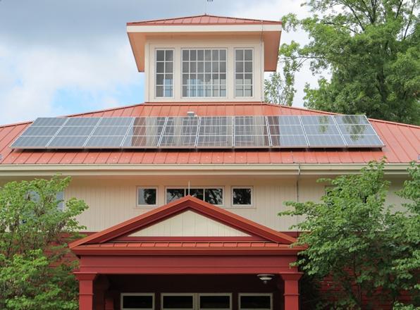 Tetti residenziale 4 fotovoltaico villa