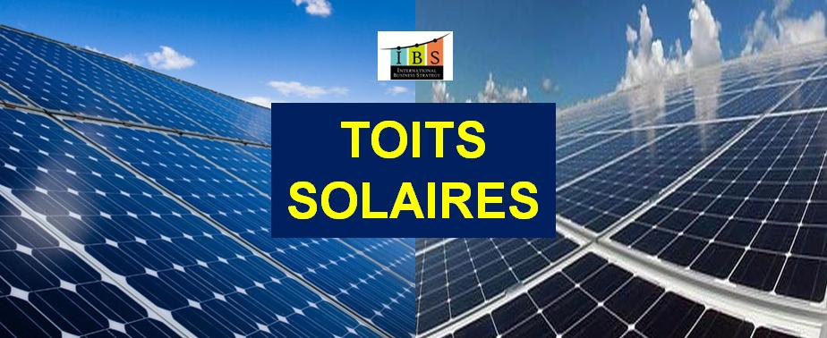 Toits Solaires