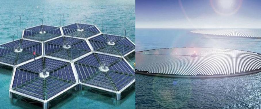 cave dismesse fotovoltaico floating contatti
