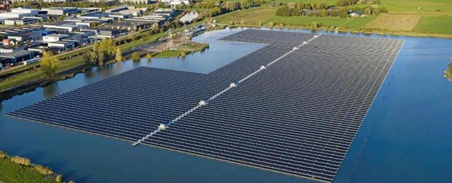 cave miniere fotovoltaico galleggiante vantaggi