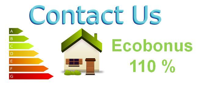 Ecobonus 110 Contact us