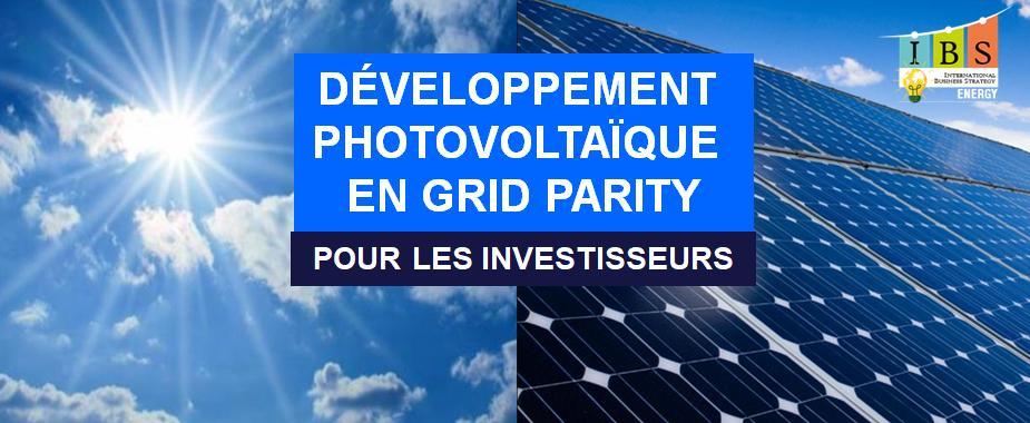 FR développement photovoltaïque