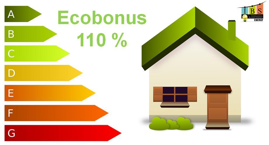 Ecobonus 110 efficientamento energetico