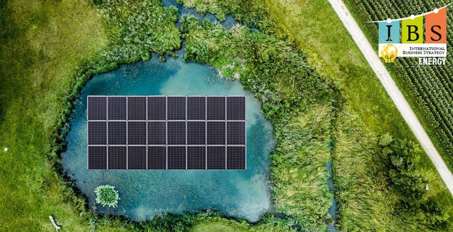 Cave dismesse fotovoltaico flottante galleggiante Home