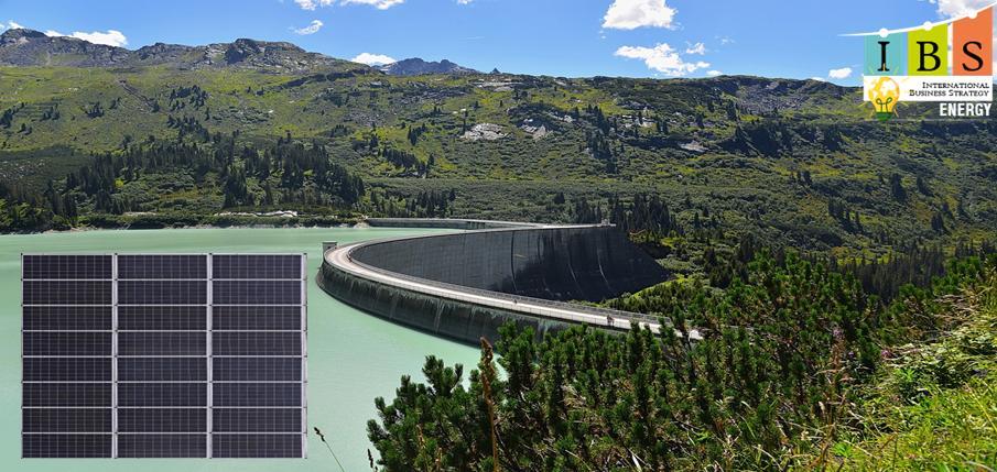 Ex Cave discariche dighe bacini idrici fotovoltaico flottante