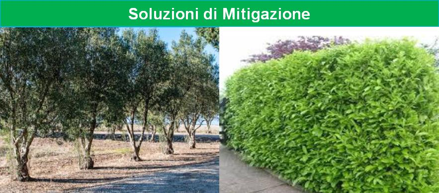 Agrovoltaico Fotovoltaico Soluzioni di mitigazione