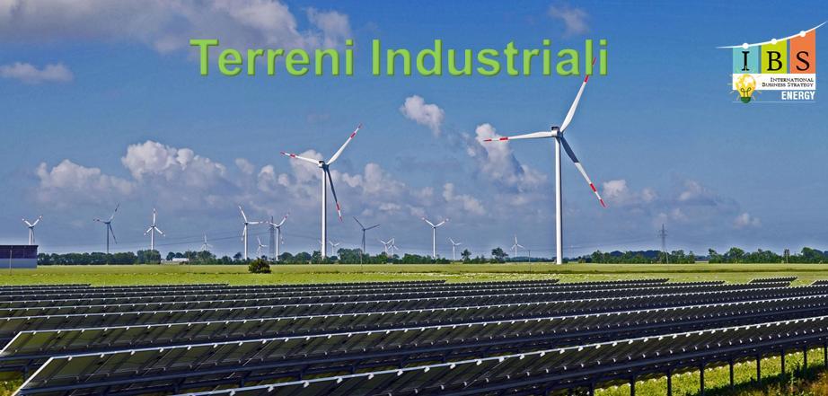 Terreni industriali per Fotovoltaico Home Page